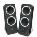 Logitech Multimedia Speakers Z200 with Stereo Sound