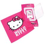 Hello Kitty 20ct Hkitty Wet Wipes Pnk