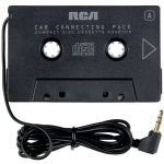 Rca Cd/auto Adptr Blk