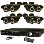 Security Labs 16ch 1tb Dvr Sys W 8 Cams