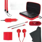 Dreamgear 3ds 13-in-1 Gamer Pk Red