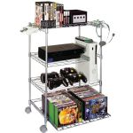 Gamekeeper 4-tier Gaming Tower