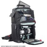 Vivitar DKS-12 Photo/SLR/Laptop Backpack W/ 2 Straps