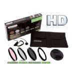 Precision 6 Piece HD Multi Coated Glass Filter Kit (46mm)