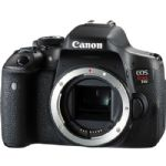 Canon EOS Rebel T6i DSLR Camera - Body