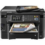 Epson - WorkForce WF-3640 Wireless All-In-One Printer