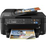 Epson - WorkForce WF-2650 Wireless All-In-One Printer