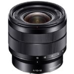 Sony E 10-18mm f/4 OSS Lens