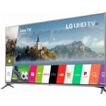 LG UJ6470-Series 75-Class HDR UHD Smart IPS LED TV